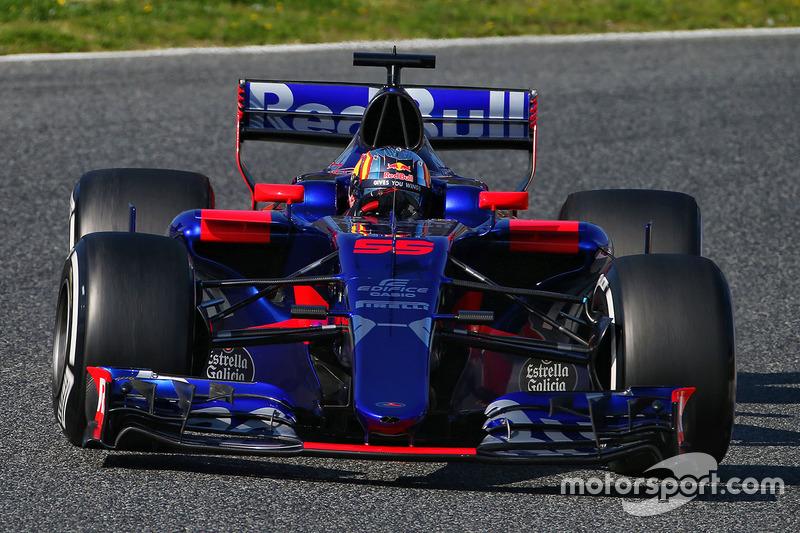 Карлос Сайнс, Toro Rosso (номер 55)