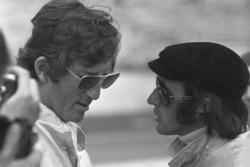 Jochen Rindt, Lotus 72C-Ford, Jackie Stewart, March 701 Ford
