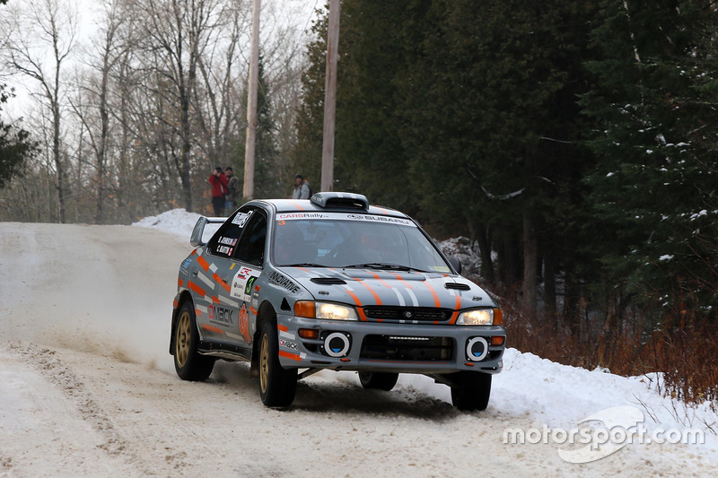 Rally of the Tall Pines