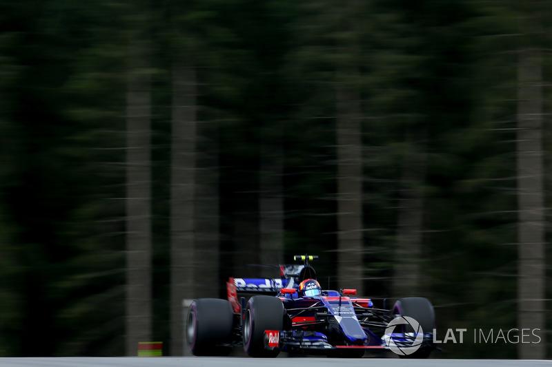 Карлос Сайнас-мол., Scuderia Toro Rosso STR12