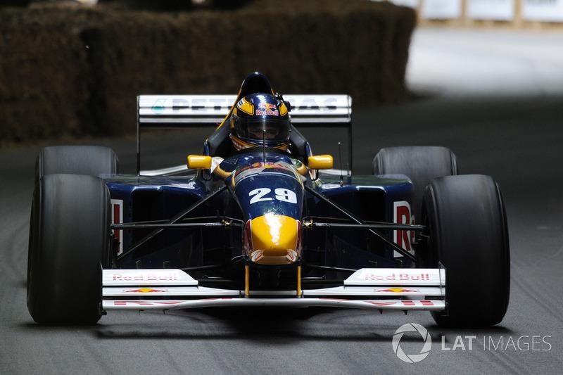 Карл Вендлингер, Sauber C14