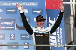 Podium: Nestor Girolami, Polestar Cyan Racing, Volvo S60 Polestar TC1