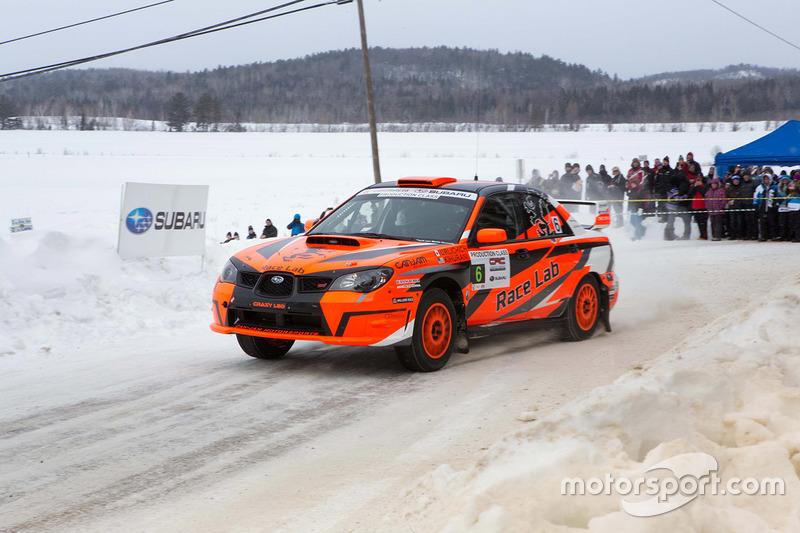 Rallye Perce Neige