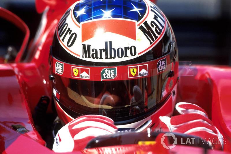 1999 Japanese GP, Ferrari F399