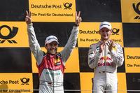 Подиум: победитель – Марко Виттман, BMW Team RMG, BMW M4 DTM, второе место – Майк Роккенфеллер, Audi Sport Team Phoenix, Audi RS 5 DTM