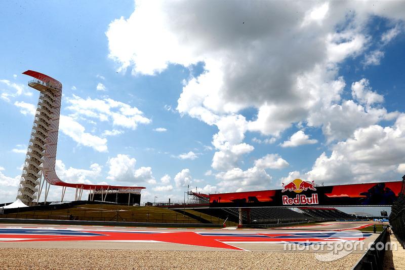 MotoGP  Horarios de las actividades en Austin
