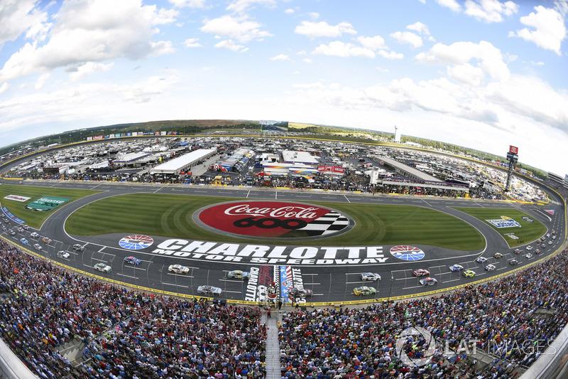 #5: Charlotte Motor Speedway (1,5 Meilen) - 198,771 mph