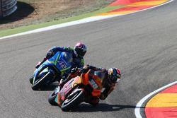 Bradley Smith, Red Bull KTM Factory Racing, Alex Rins, Team Suzuki MotoGP