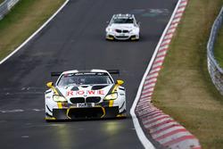 Alexander Sims, Stef Dusseldorp, ROWE Racing, BMW M6 GT3