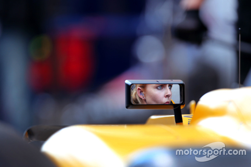 Mechaniker: Renault Sport F1 Team
