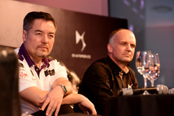 Alex Tai, Virgin Racing, e Xavier Mestelan Pinon, DS Performance