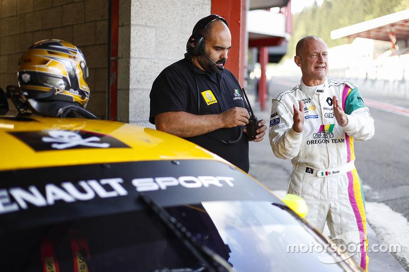 #1 Oregon Team, Renault RS01: Davide Roda
