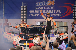 Алексей Лукьянюк и Алексей Арнаутов, Ford Fiesta R5, Ралли Эстония