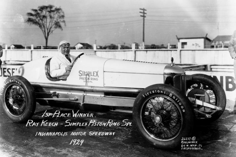 1929 - Ray Keech