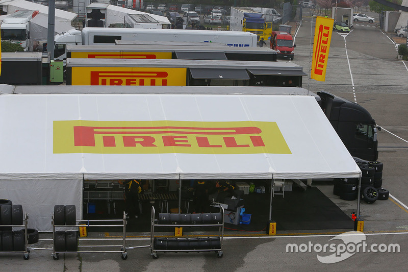Pirelli Compound
