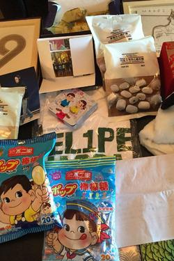 Merchandising chino dedicado a Felipe Massa