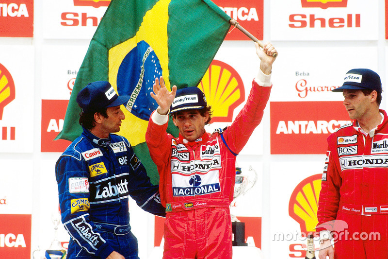 GP de Brasil 1991
