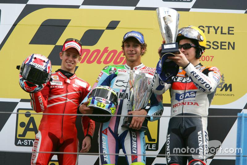 6ª: 2007 Valentino Rossi (Fiat Yamaha - MotoGP)