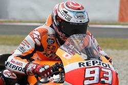 Марк Маркес, Repsol Honda Team тренирует старт