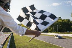 #33 The Collection Ferrari 458: Arthur Romanelli takes the win