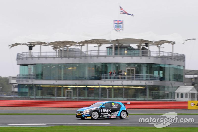 #16 Aiden Moffat, Laser Tools Racing, Mercedes Benz A-Class