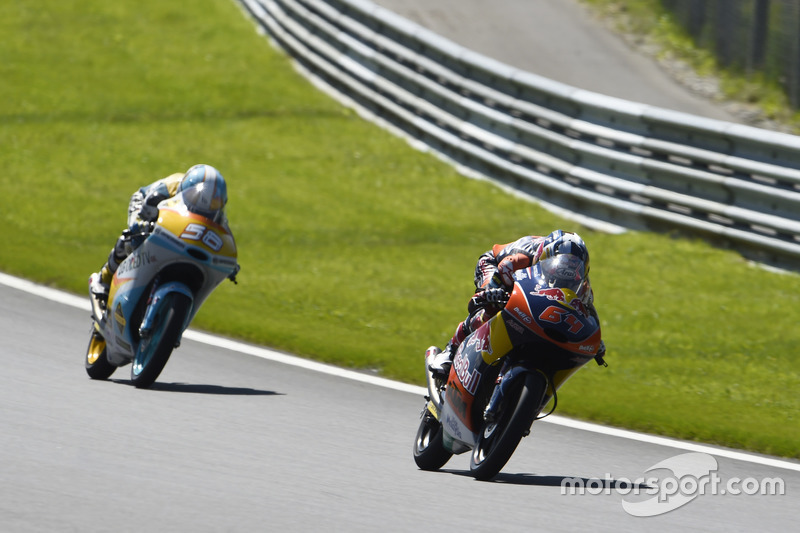 Bo Bendsneyder, Red Bull KTM Ajo, KTM