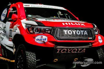 Anuncio Toyota Gazoo Racing