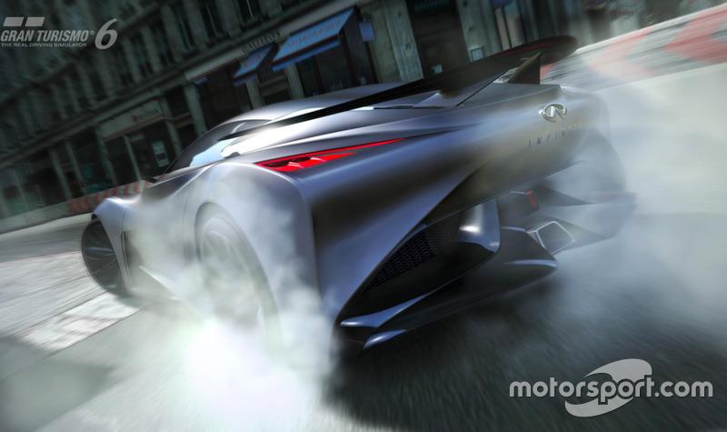 INFINITI CONCEPT Vision Gran Turismo (december 2014)