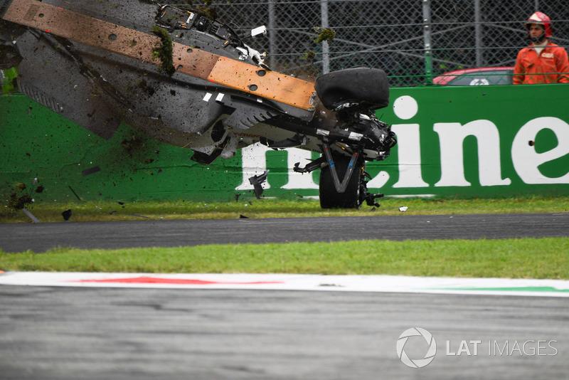 GP Italia - Marcus Ericsson (FP2)