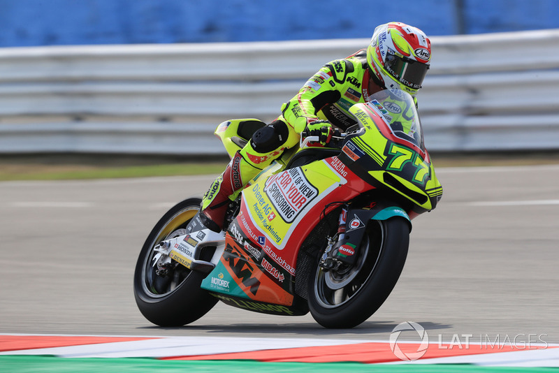 Dominique Aegerter, Kiefer Racing Moto2