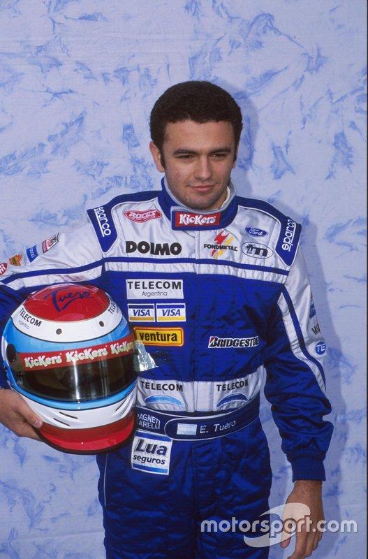 #4 Esteban Tuero, Minardi