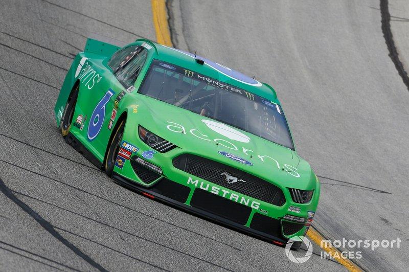 13. Ryan Newman, Roush Fenway Racing, Ford Mustang Acorns