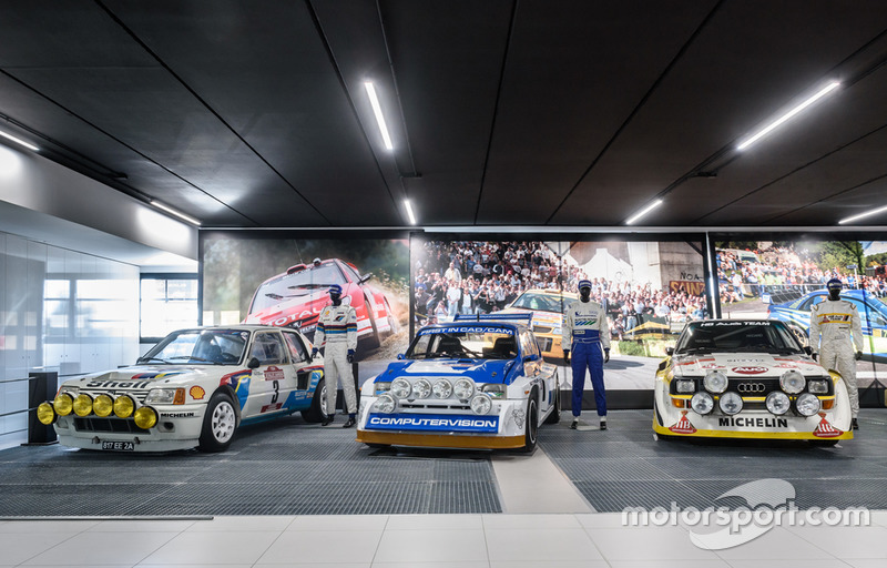 Instalaciones de Motor&Sport Institute