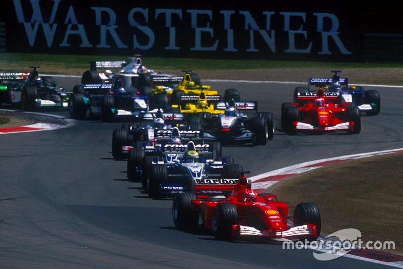 2001 欧洲大奖赛