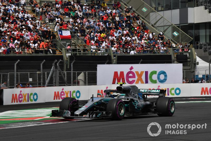 Verliezer 1: Mercedes