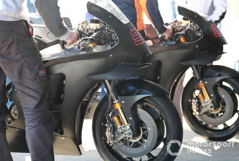 Мотоцикли Хорхе Лоренсо, Repsol Honda Team