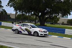 #78 MP3A Mercedes C250, Walter Solalinde, Miami Premium Race