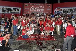 Race winner Austin Dillon, Richard Childress Racing Chevrolet