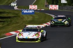 №59 Manthey Racing, Porsche 911 GT3 R: Штефан Виденсолер, Райнхольд Ренгер, Хари Прочик, Свен Мюллер