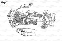 Ferrari 156/85 1985 detailed overview