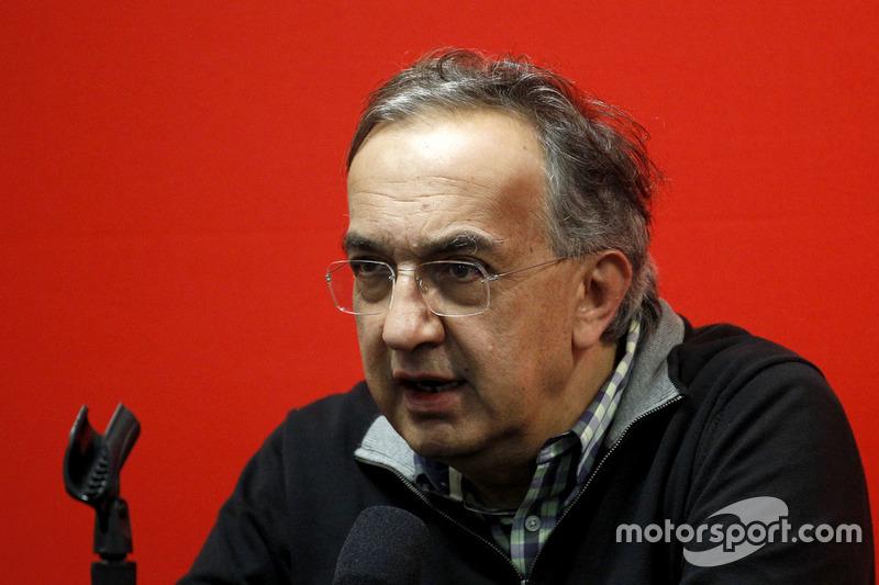 Press Conference: Sergio Marchionne, President Ferrari