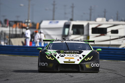 #16 Change Racing Lamborghini Huracan GT3: Бретт Сандберг, Йерун Мул, Кейз Грала, Корі Льюіс