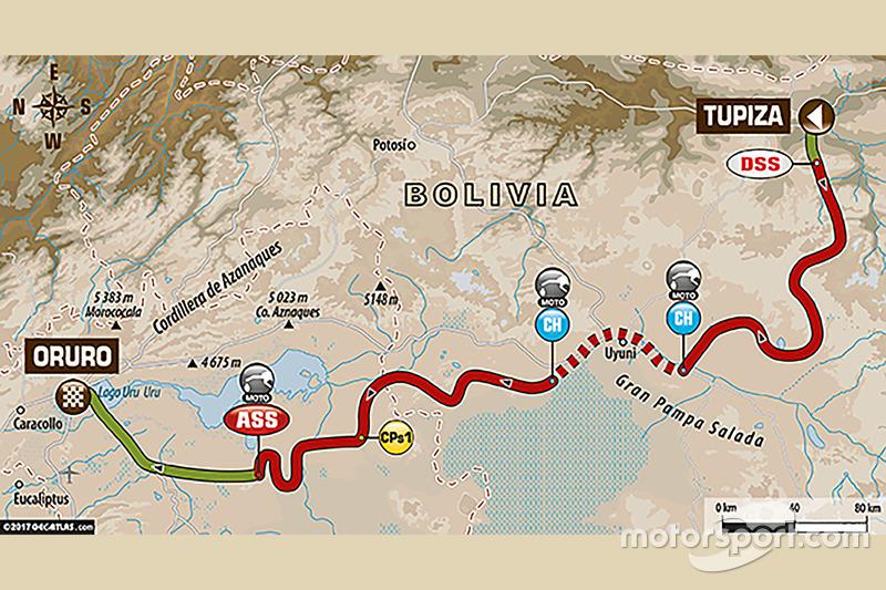 Etapa 5: Tupiza - Oruro