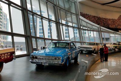 Presentazione dell'auto di Davey Allison sulla Glory Road