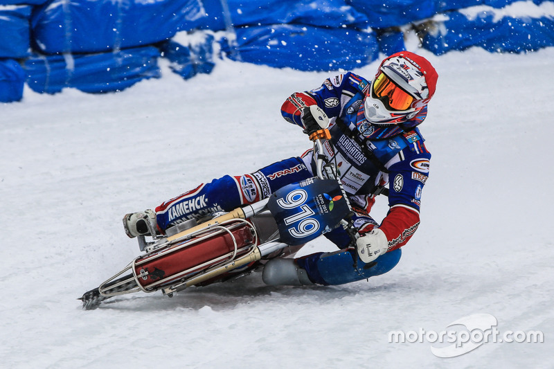 Дмитрий Хомицевич стал третьим и в субботу, и в воскресенье