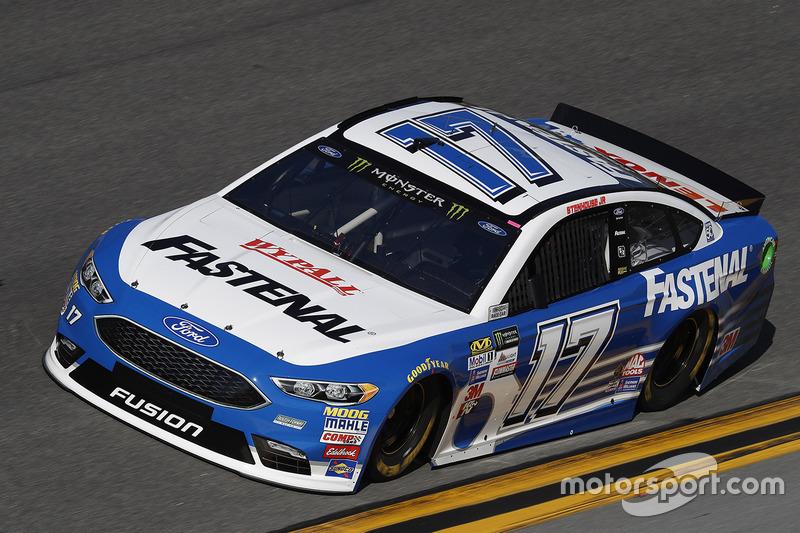 #17: Ricky Stenhouse Jr., Roush Fenway Racing, Ford