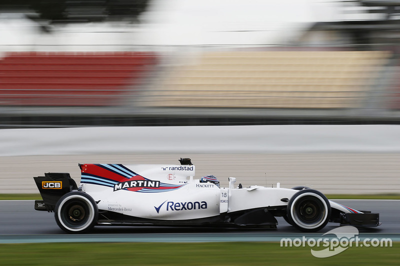 Лэнс Стролл, Williams FW40