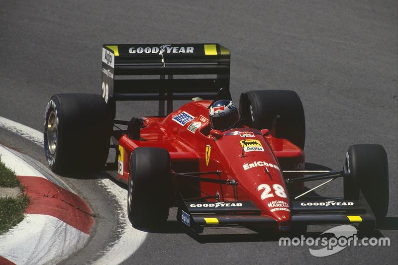 1988: Ferrari F1-87/88C
