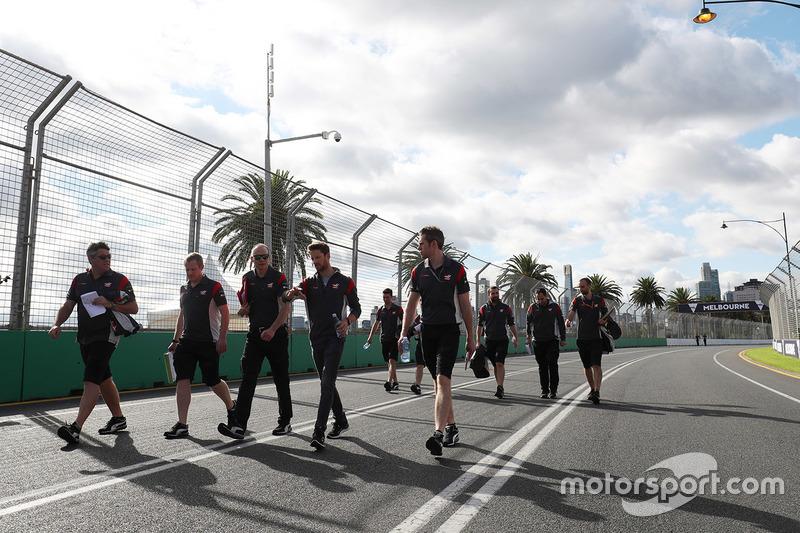 Romain Grosjean, Haas F1 Team F1
