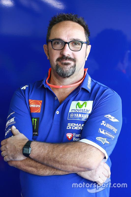Mark Elder, Yamaha Factory Racing